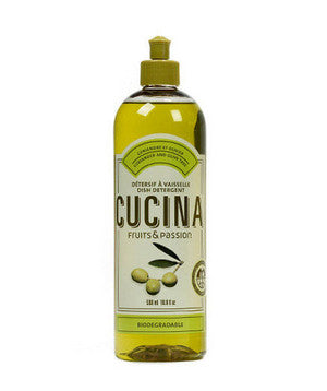 Fruits & Passion Cucina Coriander and Olive Dish Soap