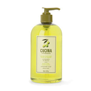 Fruits & Passion Cucina Coriander and Olive Hand Wash