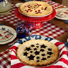 Nordic Ware Stars & Cherries Pie Top Cutter