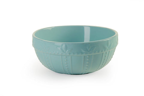 Sorrento Aqua Small Mixing Bowl