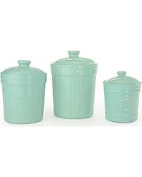 Sorrento Aqua Canister Set
