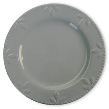 Sorrento Grey Dinner Plate