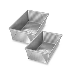 USA Pan Mini Loaf Pan Set of 4