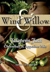 Wind & Willow Jalapeno Jack Cheeseball Mix