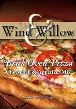 Wind & Willow Brick Oven Pizza Cheeseball Mix