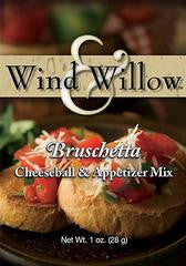 Wind & Willow Bruschetta Cheeseball Mix