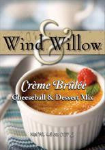 Wind & Willow Creme Brulee Cheeseball Mix