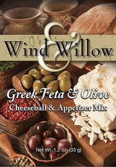 Wind & Willow Greek Feta Cheeseball Mix