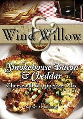 Wind & Willow Smokehouse Bacon & Cheddar Cheeseball Mix