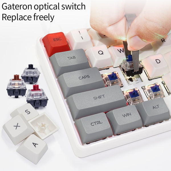 Mini RGB Mechanical Gaming Keyboard