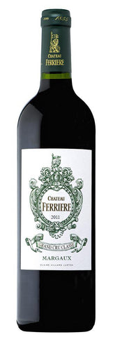 Chateau Ferriere Margaux 2013