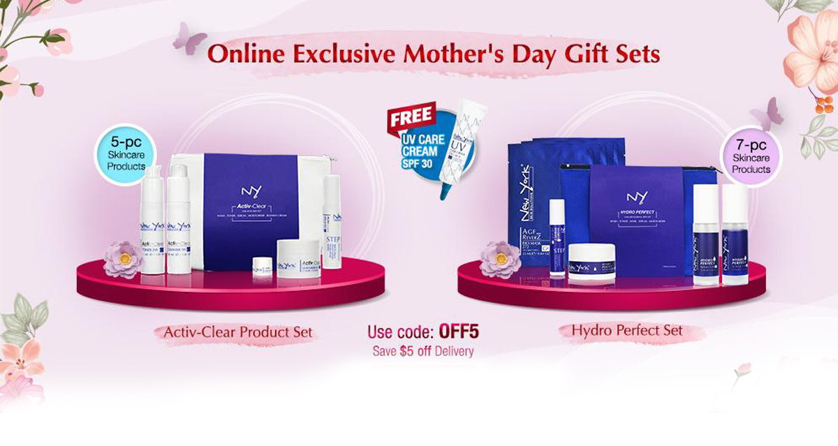 Mother day gift sets
