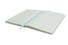 Ocean Blue A5 Notebooks