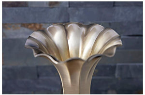 Metal Decorative Vase
