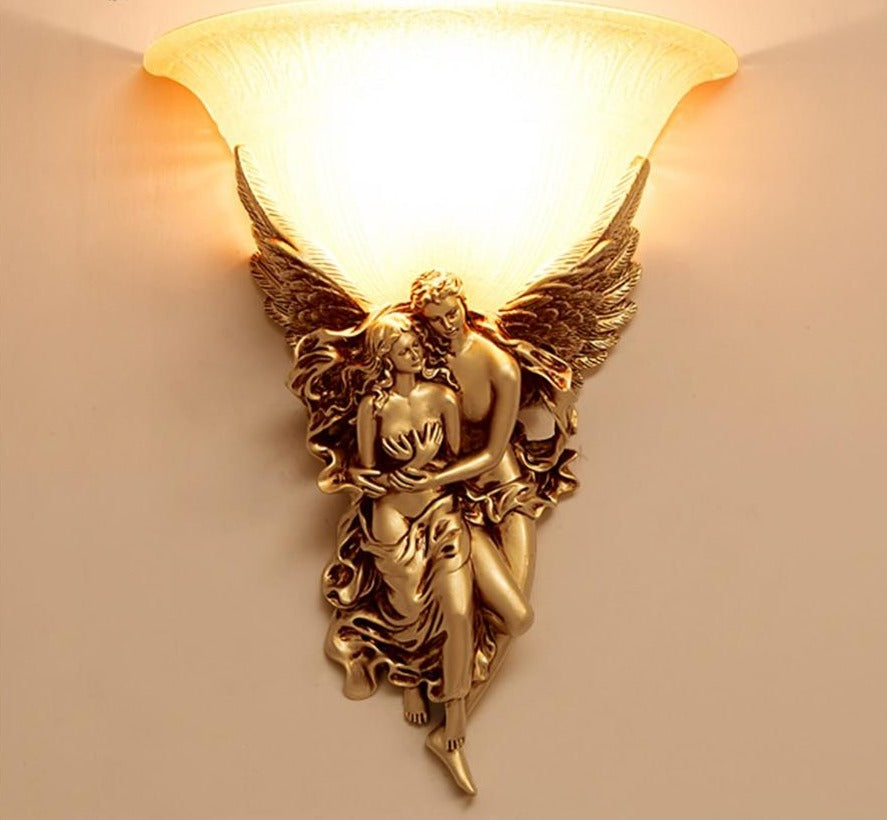 Angel Wall Sconce