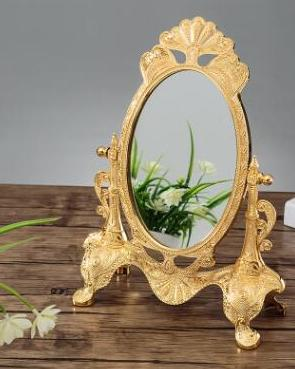 Antique Vanity Mirror