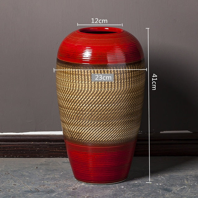 Decorative Ceramic Vase