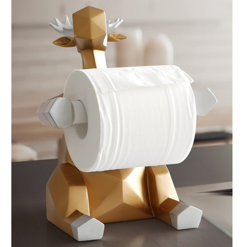 Creative Toilet Paper Holder