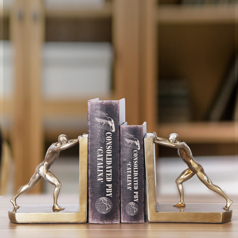 Sportsmen Bookend Stand