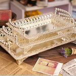 Silver Decorative Tray