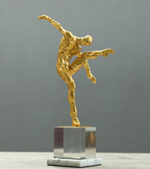 Golden Gymnast Performance