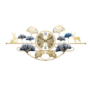 Northland Wrought Iron Wall Clock