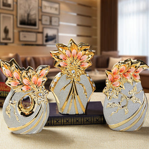 Decorative Floral Flower Vase
