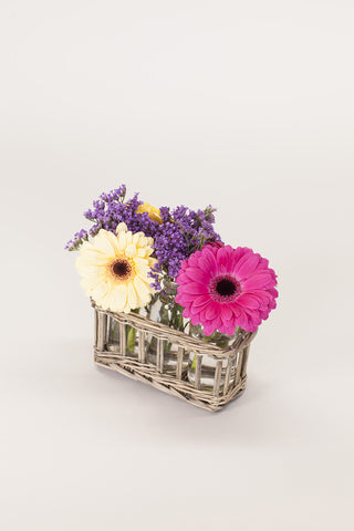 A Basket of Blooms