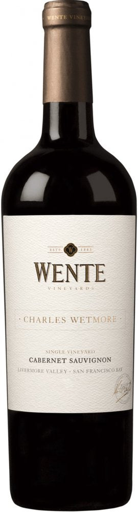 Wente Vineyards Charles Wetmore Cabernet Sauvignon 2018