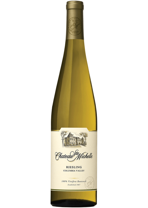 Chateau Ste. Michelle Riesling Columbia Valley 2018