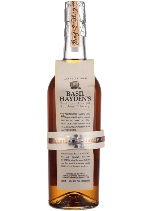 Basil Hayden's Bourbon Whiskey