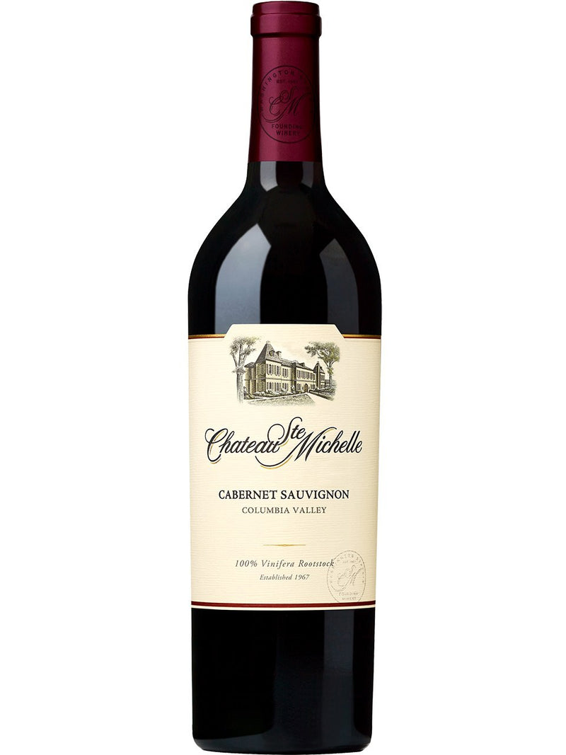Chateau Ste. Michelle Washington State Columbia Valley Cabernet Sauvignon 2016