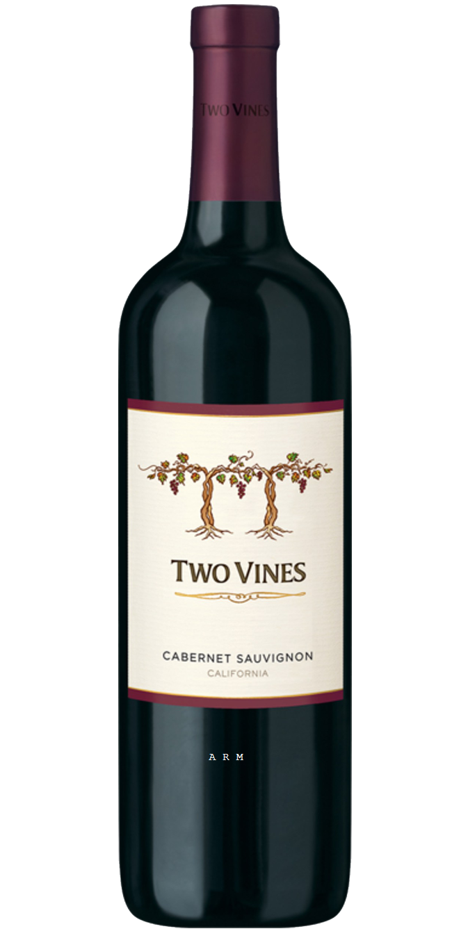 Two Vines Washington State Cabernet Sauvignon 2013