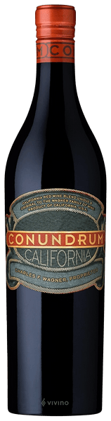 Wagner Family Conundrum Red 2017