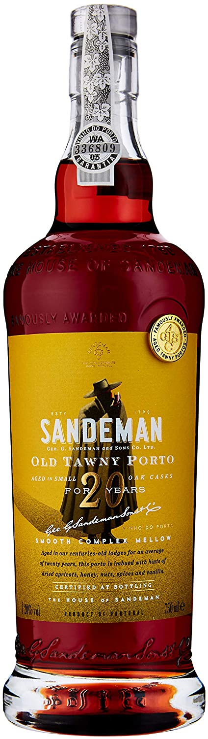 Sandeman Tawny Port 20 Year Old