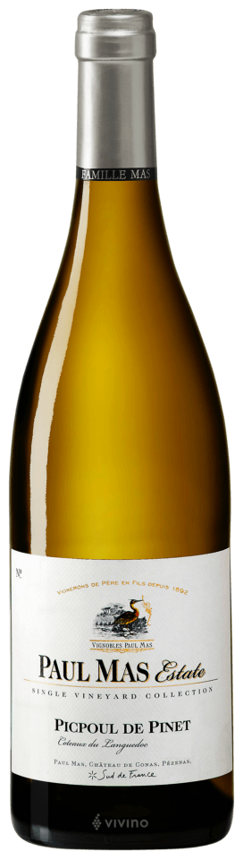 Paul Mas Picpoul de Pinet 2019