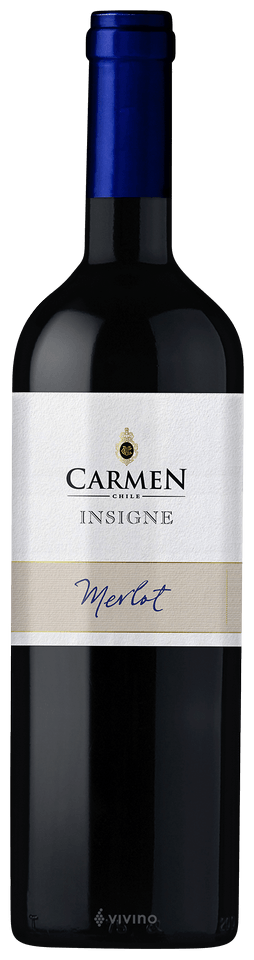 Carmen Vineyards Insigne Merlot 2018
