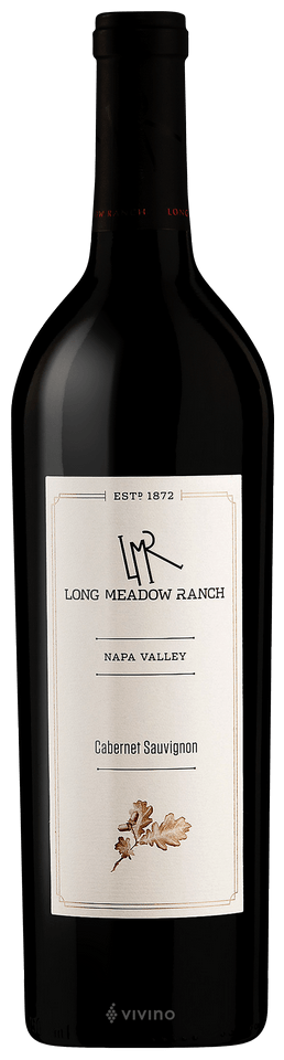 Long Meadow Ranch Napa Valley Cabernet Sauvignon 2013