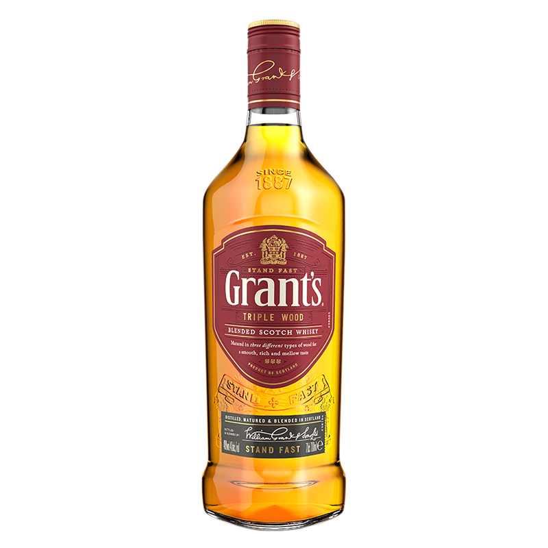 Grant's Family Reserve Triple Wood Scotch