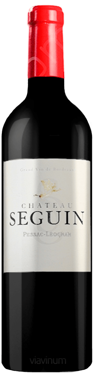 Chateau Seguin Graves Grand Vin de Bordeaux 2015