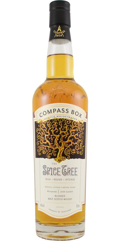 Compass Box Spice Tree Malt Whisky