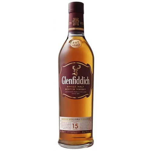 Glenfiddich 15 Year Pure Malt Whisky
