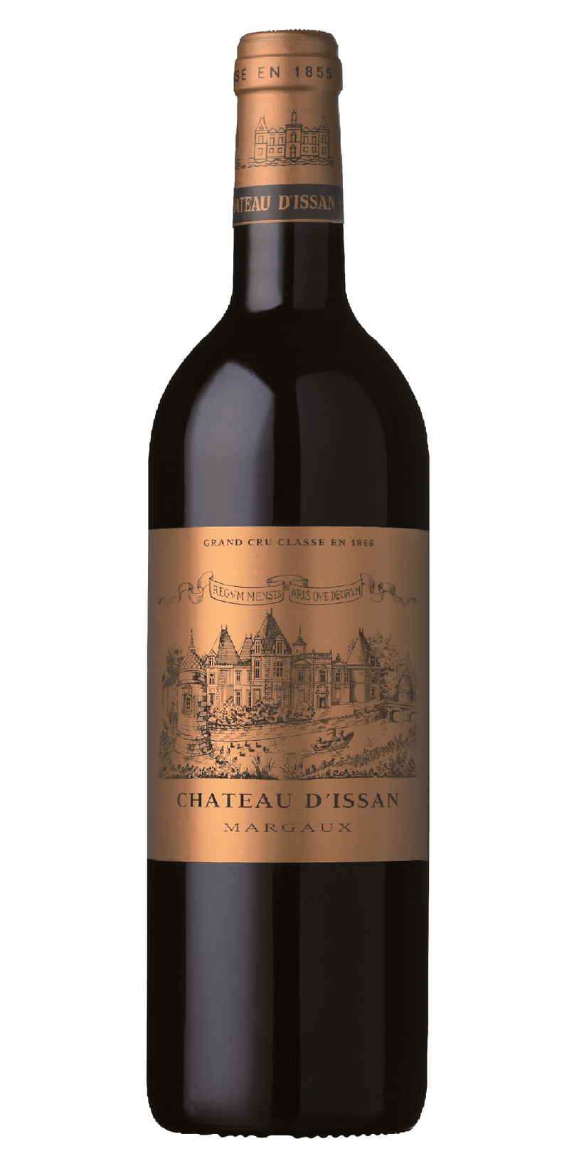 Chateau D'Issan Margaux (Third Growth) 2015