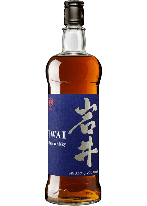 Mars IWAI Blended Japanese Whisky