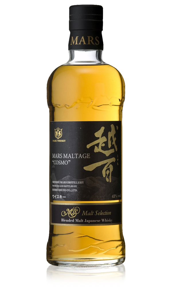 Mars Malted Cosmo - Blended Malt Whisky