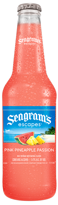 Seagram's Pink Pineapple Passion