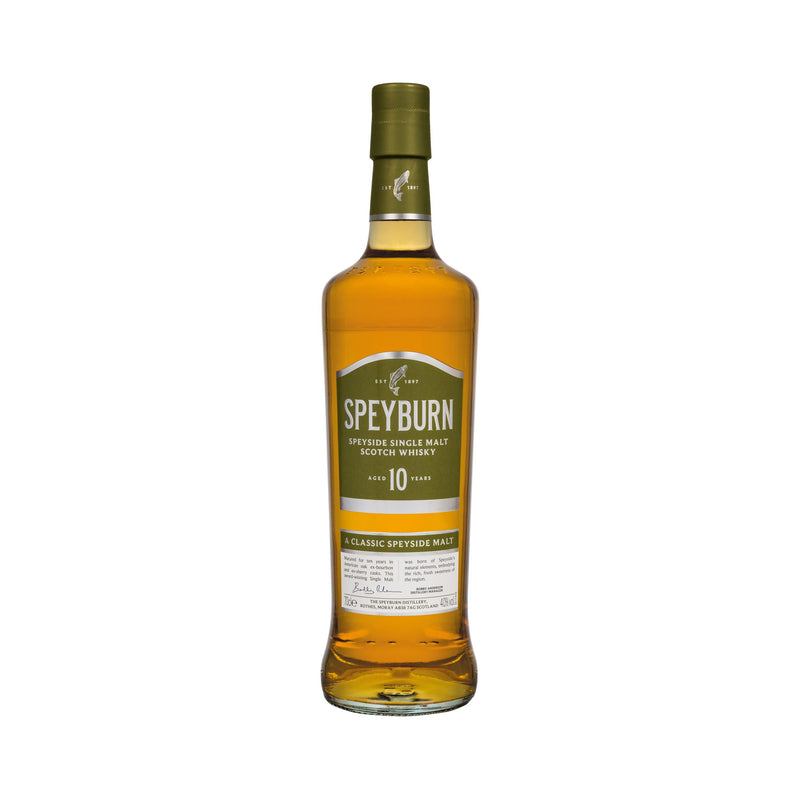 Speyburn 10 Year Single Malt Whisky