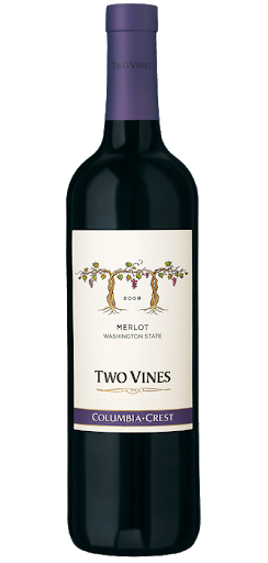 Two Vines Washington State Merlot 2014