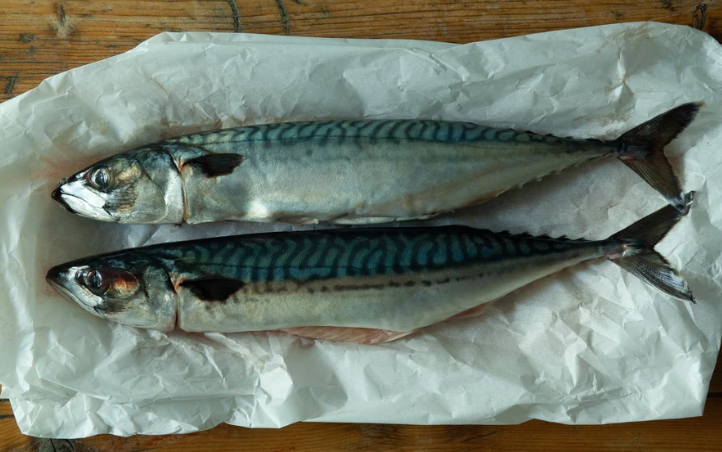 Mackerel musings and a pickle liquor for them
