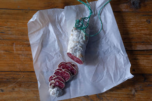 Load image into Gallery viewer, Ibaïama pork saucisson